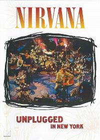Cover Nirvana - Unplugged In New York [DVD]